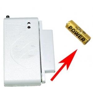 Магнитен, безжичен датчик за алармена система 315mhz, 433mhz
