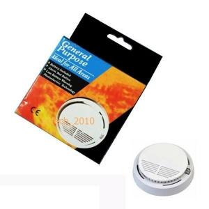 Безжичен датчик за пожар за алармена система 433 mhz