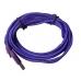 Mini USB кабели с текстилна оплетка за смарт телефони и др.