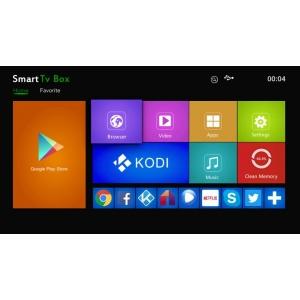 Android smart TV box, смарт за вашия телевизор, X96mini 1/8; 2/16 Ram/Rom