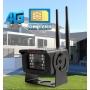 4G Охранителна камера със СИМ карта, 720P, IP66 - за външен монтаж
