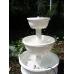 Помпичка 6-12v за декоративен фонтан, градинско езерце и друга декорация